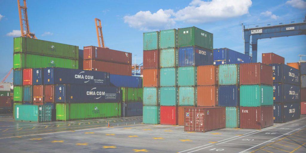 Jasa import door to door