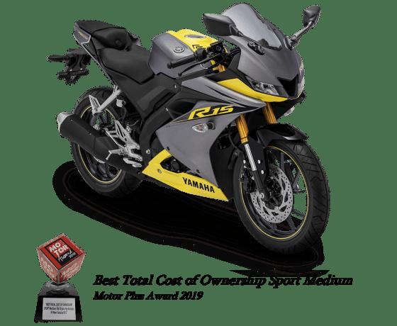 R15 Racing Yellow